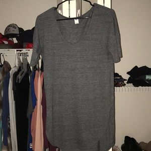 Old Navy Gray Top